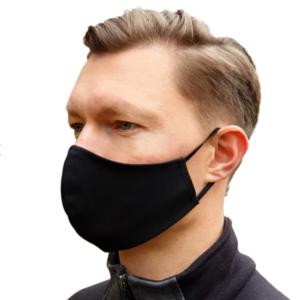Korduvkasutatav mask must